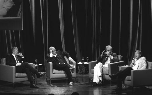 Villa, Pondé e Abramo debatem o cenário político e econômico para 2015