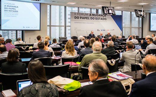 UM BRASIL correaliza evento sobre mudanças do papel do Estado
