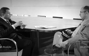"""""""Sociedade quer uma Justiça Eleitoral mais atuante"""", diz Márlon Reis"""