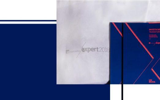 UM BRASIL distribui dez mil exemplares de livro inédito na Expert XP 2018