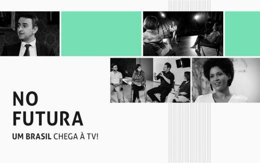 Canal Futura exibe entrevistas do UM BRASIL