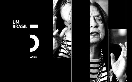 Nélida Piñon destaca literatura que trata da genealogia brasileira